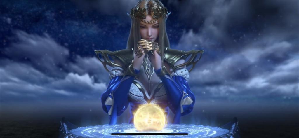 テラクラシック女神