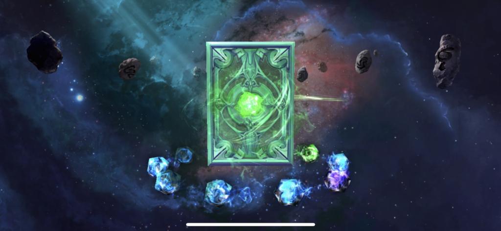 テラクラシック緑カード